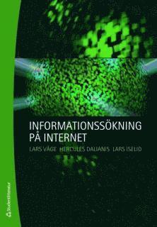 bokomslag Informationssökning på Internet