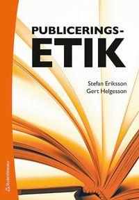 bokomslag Publiceringsetik