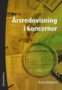 bokomslag Årsredovisning i koncerner
