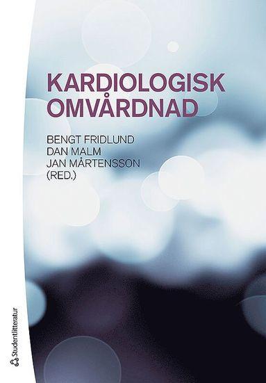 bokomslag Kardiologisk omvårdnad