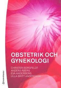 bokomslag Obstetrik och gynekologi