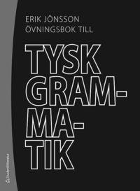 bokomslag Tysk grammatik : övningsbok