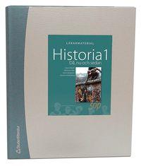 bokomslag Historia 1 50p Lärarpaket - Digitalt + Tryckt