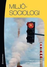 bokomslag Miljösociologi