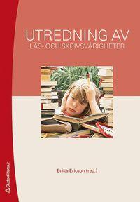 bokomslag Utredning av läs- och skrivsvårigheter