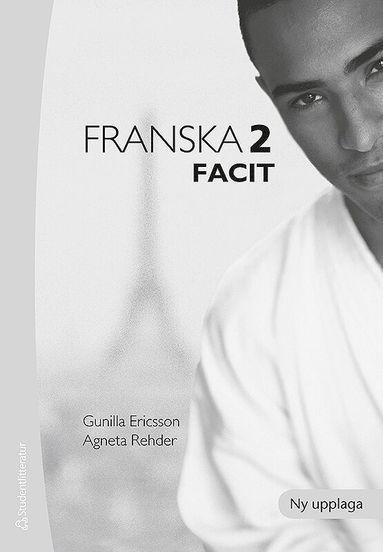 bokomslag Franska 2 : facit