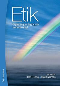 bokomslag Etik i specialpedagogisk verksamhet