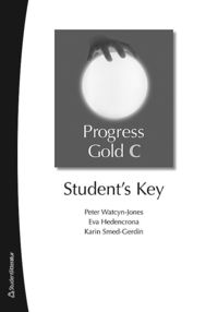 bokomslag Progress Gold C : Student's Key