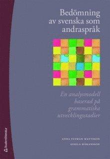 bokomslag Bedömning av svenska som andraspråk