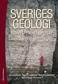 bokomslag Sveriges geologi från urtid till nutid