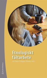 bokomslag Etnologiskt fältarbete