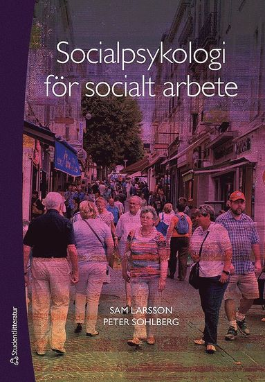 bokomslag Socialpsykologi för socialt arbete