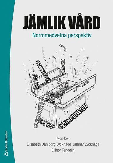 bokomslag Jämlik vård : normmedvetna perspektiv