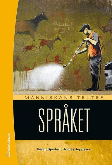 bokomslag Människans texter Språket : elevbok med webbdel