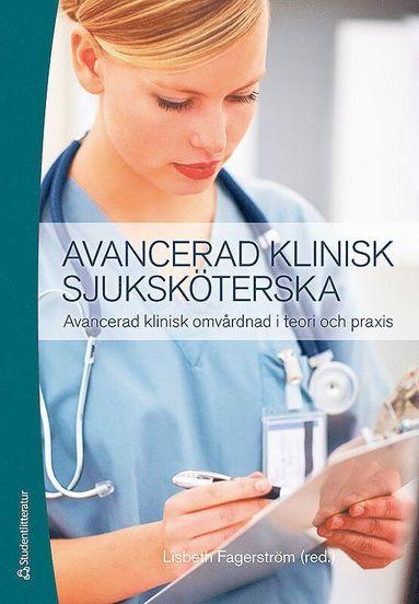 bokomslag Avancerad klinisk sjuksköterska