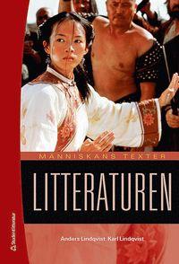 bokomslag Människans texter : litteraturen (med webbdel)