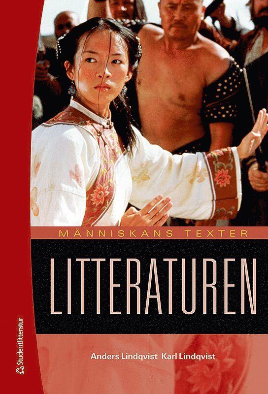 Människans texter : litteraturen (med webbdel) 1