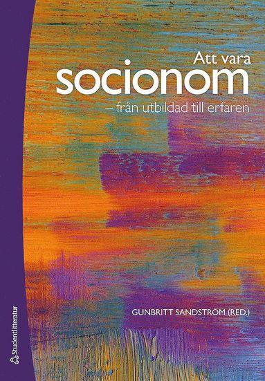 bokomslag Att vara socionom : från utbildad till erfaren