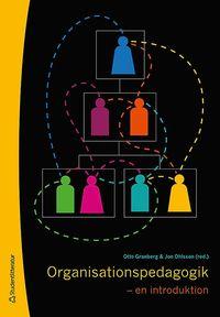 bokomslag Organisationspedagogik : en introduktion