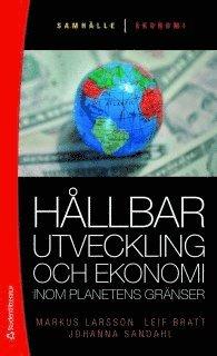 bokomslag Hållbar utveckling och ekonomi