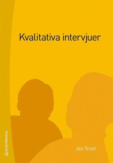 bokomslag Kvalitativa intervjuer