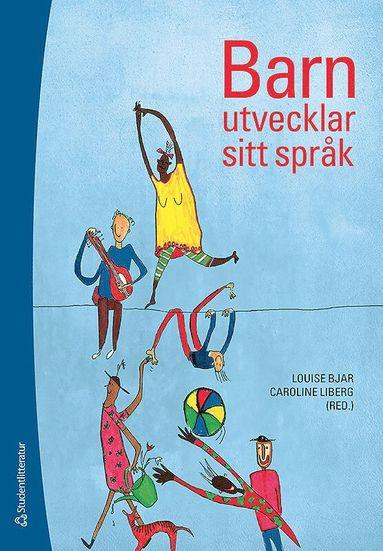 bokomslag Barn utvecklar sitt språk