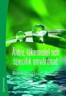 bokomslag Äldre, läkemedel och specifik omvårdnad - (bok + digital produkt)