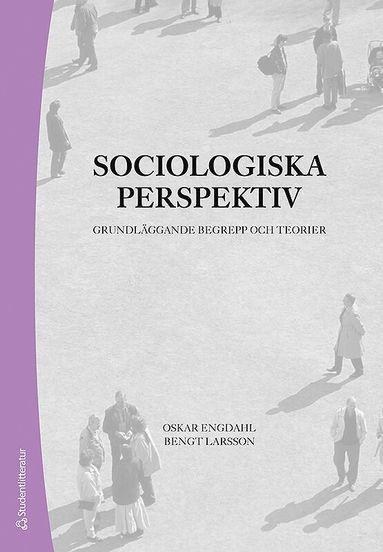 bokomslag Sociologiska perspektiv : grundläggande begrepp och teorier