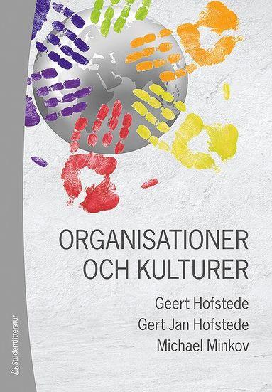 bokomslag Organisationer och kulturer