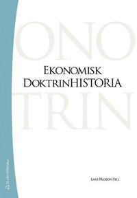 bokomslag Ekonomisk doktrinhistoria
