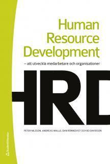 bokomslag Human resource development