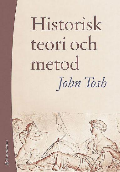 bokomslag Historisk teori och metod