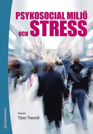 bokomslag Psykosocial miljö och stress