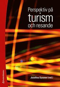 bokomslag Perspektiv på turism och resande