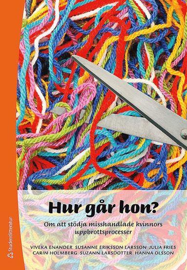 bokomslag Hur går hon? : om att stödja misshandlade kvinnors uppbrottspocesser