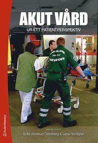 bokomslag Akut vård ur ett patientperspektiv
