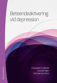 bokomslag Beteendeaktivering vid depression : en handbok för terapeuter