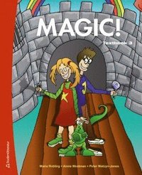 bokomslag Magic! 3 - ett elevpaket för Lgr 11