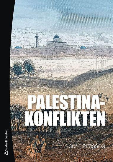 bokomslag Palestinakonflikten