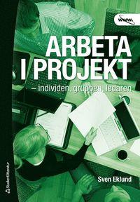 bokomslag Arbeta i projekt : individen, gruppen, ledaren