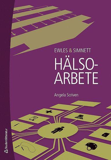 bokomslag Ewles & Simnett Hälsoarbete
