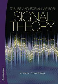 bokomslag Signal Theory