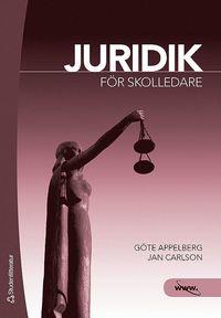 bokomslag Juridik för skolledare