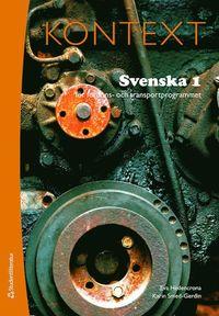 bokomslag Kontext 1 Fordons- och transportprogrammet