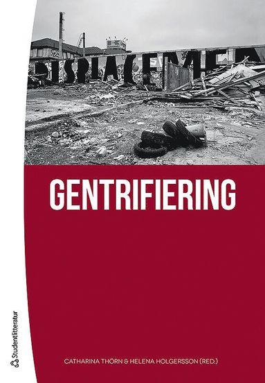 bokomslag Gentrifiering