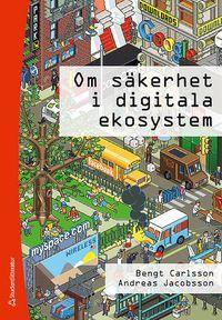 bokomslag Om säkerhet i digitala ekosystem