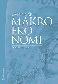 bokomslag Övningar i makroekonomi