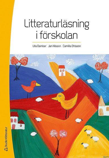 bokomslag Litteraturläsning i förskolan