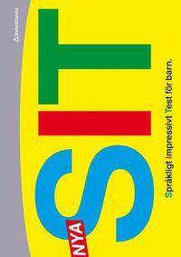 bokomslag Nya SIT : språkligt impresssivt test för barn
