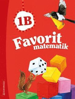 bokomslag Favorit matematik 1B - Elevpaket (Bok + digital produkt)